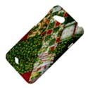 Christmas Quilt Background HTC Desire VC (T328D) Hardshell Case View4