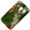 Christmas Quilt Background Samsung Galaxy Ace Plus S7500 Hardshell Case View4