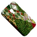 Christmas Quilt Background Samsung Galaxy Ace Plus S7500 Hardshell Case View5