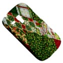 Christmas Quilt Background Samsung Galaxy S3 MINI I8190 Hardshell Case View5