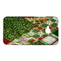 Christmas Quilt Background HTC One M7 Hardshell Case View1