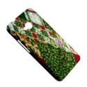 Christmas Quilt Background HTC One M7 Hardshell Case View5