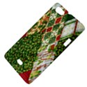 Christmas Quilt Background Sony Xperia Miro View4