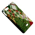 Christmas Quilt Background Sony Xperia Miro View5
