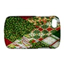 Christmas Quilt Background BlackBerry Q10 View1