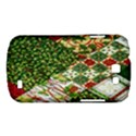 Christmas Quilt Background Samsung Galaxy Express I8730 Hardshell Case  View1