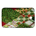 Christmas Quilt Background Samsung Galaxy Tab 3 (7 ) P3200 Hardshell Case  View1