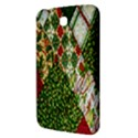 Christmas Quilt Background Samsung Galaxy Tab 3 (7 ) P3200 Hardshell Case  View3