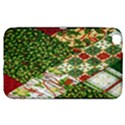 Christmas Quilt Background Samsung Galaxy Tab 3 (8 ) T3100 Hardshell Case  View1