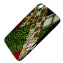 Christmas Quilt Background Samsung Galaxy Tab 3 (8 ) T3100 Hardshell Case  View4