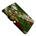 Christmas Quilt Background Samsung Galaxy Tab 3 (10.1 ) P5200 Hardshell Case  View5
