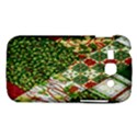 Christmas Quilt Background Samsung Galaxy Ace 3 S7272 Hardshell Case View1