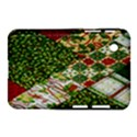 Christmas Quilt Background Samsung Galaxy Tab 2 (7 ) P3100 Hardshell Case  View1