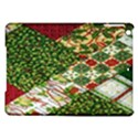 Christmas Quilt Background iPad Air Hardshell Cases View1
