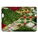 Christmas Quilt Background Kindle Fire HDX Hardshell Case View1