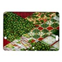 Christmas Quilt Background Kindle Fire HDX 8.9  Hardshell Case View1