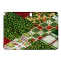 Christmas Quilt Background Samsung Galaxy Tab Pro 10.1 Hardshell Case View1