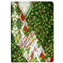 Christmas Quilt Background iPad Air Flip View1