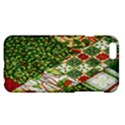 Christmas Quilt Background Apple iPhone 6 Plus/6S Plus Hardshell Case View1