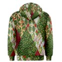 Christmas Quilt Background Men s Pullover Hoodie View2