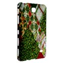 Christmas Quilt Background Samsung Galaxy Tab 4 (7 ) Hardshell Case  View3
