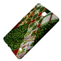 Christmas Quilt Background Samsung Galaxy Tab 4 (7 ) Hardshell Case  View4