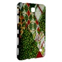 Christmas Quilt Background Samsung Galaxy Tab 4 (8 ) Hardshell Case  View3