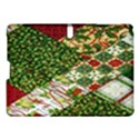 Christmas Quilt Background Samsung Galaxy Tab S (10.5 ) Hardshell Case  View1
