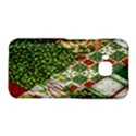 Christmas Quilt Background HTC One M9 Hardshell Case View1