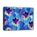 Purple Flowers Deluxe Canvas 16  x 12   View1