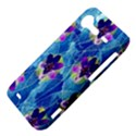 Purple Flowers HTC Incredible S Hardshell Case  View4