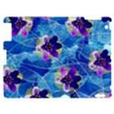 Purple Flowers Apple iPad 2 Hardshell Case View1