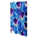 Purple Flowers Apple iPad 2 Hardshell Case View3
