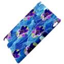 Purple Flowers Apple iPad 2 Hardshell Case View4