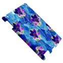 Purple Flowers Apple iPad 2 Hardshell Case View5