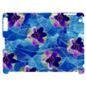 Purple Flowers Apple iPad 2 Hardshell Case (Compatible with Smart Cover) View1
