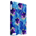 Purple Flowers Apple iPad 2 Hardshell Case (Compatible with Smart Cover) View2