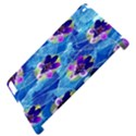 Purple Flowers Apple iPad 2 Hardshell Case (Compatible with Smart Cover) View4