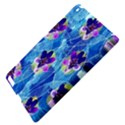 Purple Flowers Apple iPad 3/4 Hardshell Case View4
