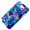 Purple Flowers Samsung Galaxy Note 2 Hardshell Case View4