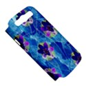 Purple Flowers Samsung Galaxy S III Hardshell Case (PC+Silicone) View5