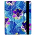 Purple Flowers Kindle Fire (1st Gen) Flip Case View2