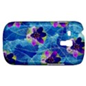 Purple Flowers Samsung Galaxy S3 MINI I8190 Hardshell Case View1