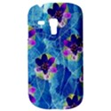Purple Flowers Samsung Galaxy S3 MINI I8190 Hardshell Case View3