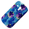 Purple Flowers Samsung Galaxy S3 MINI I8190 Hardshell Case View4