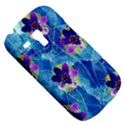 Purple Flowers Samsung Galaxy S3 MINI I8190 Hardshell Case View5