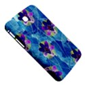 Purple Flowers Samsung Galaxy Tab 3 (7 ) P3200 Hardshell Case  View5