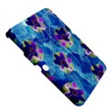 Purple Flowers Samsung Galaxy Tab 3 (10.1 ) P5200 Hardshell Case  View5