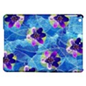 Purple Flowers iPad Air Hardshell Cases View1
