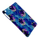 Purple Flowers iPad Air Hardshell Cases View5
